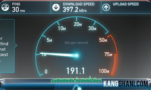 Cara Cek Kecepatan Akses Internet secara Online