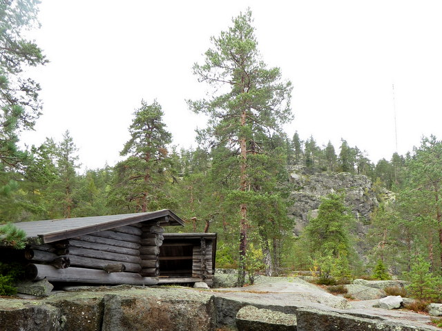 vindskydd, Rösåsberget