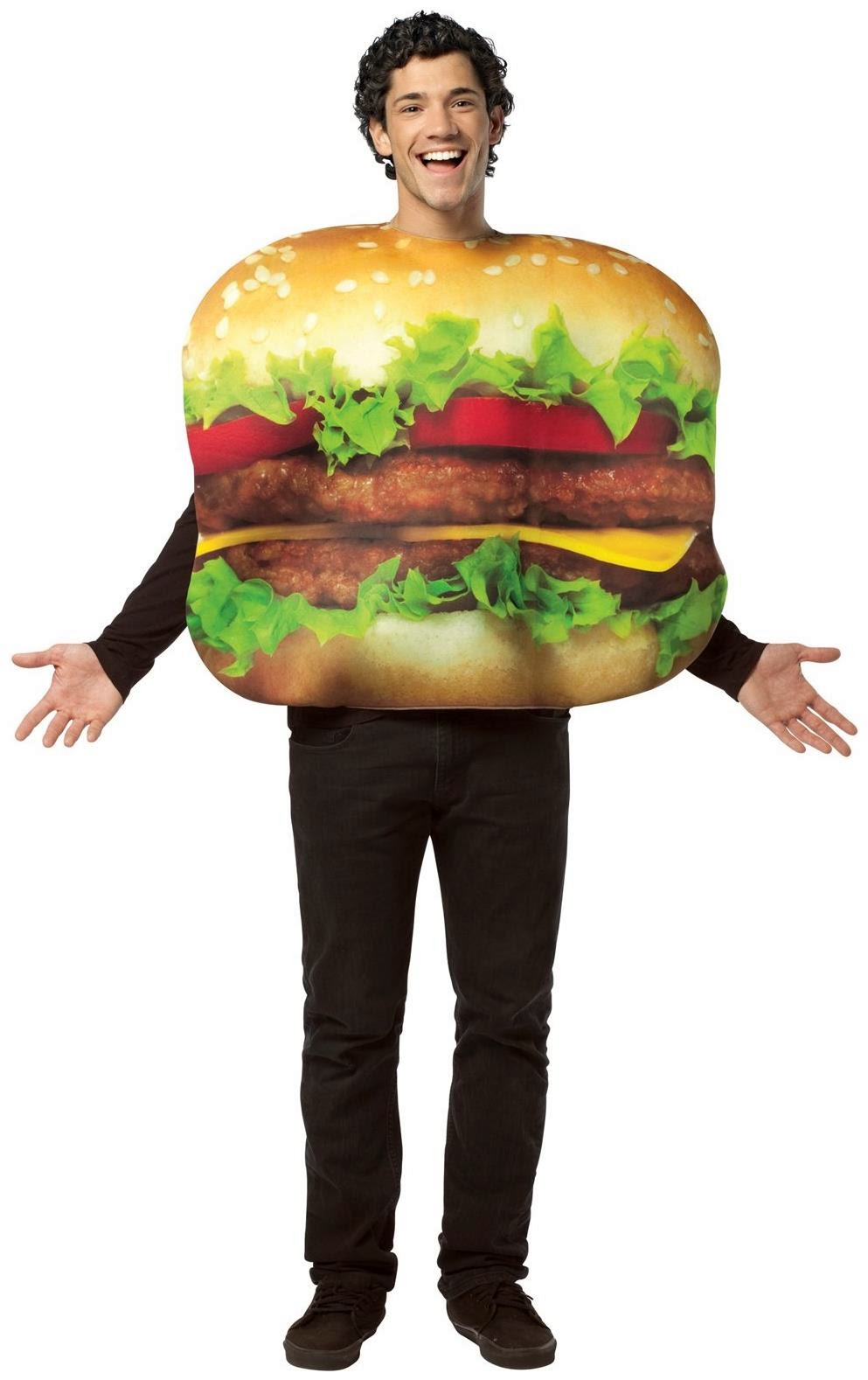 Cheese Burger Costume