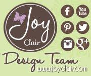 Joy Clair Stamps DT