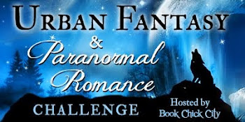 Urban Fantasy & Paranormal Romance Reading Challenge 2013