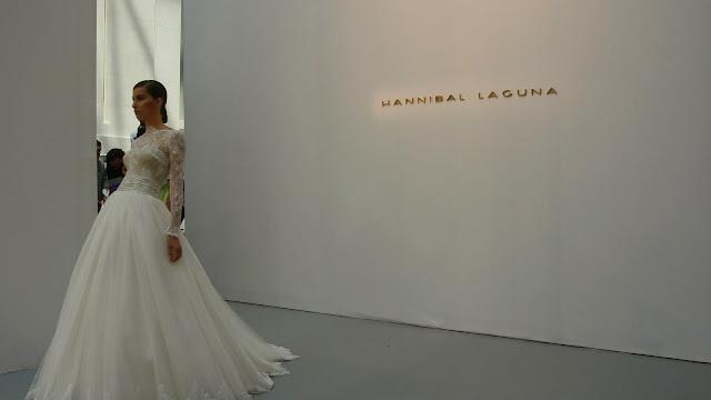 Pasrela Costura España 2015 Hannibal Laguna