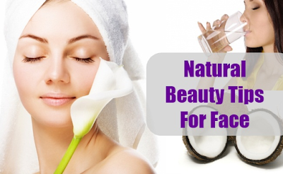 Natural Homemade Beauty tips and ideas for face and skin - Homeremediestipsideas