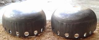 Besi Belindung di Sepatu Safety / Steel Toe Cap