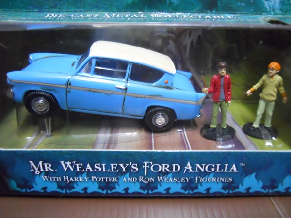 Dexters Diecasts Dexdc Corgi Harry Potter Mr Weasley