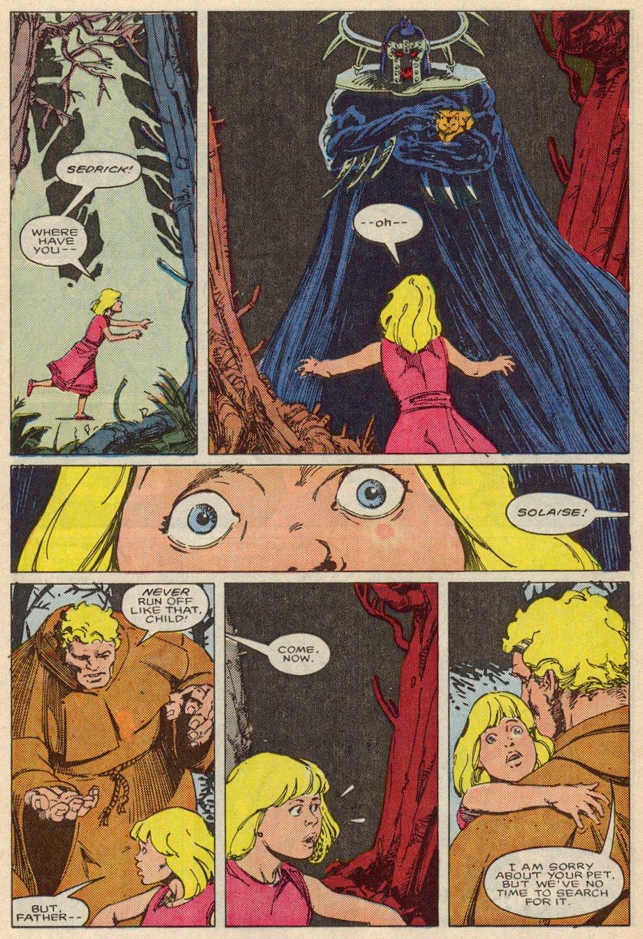 Conan the Barbarian (1970) Issue #197 #209 - English 16