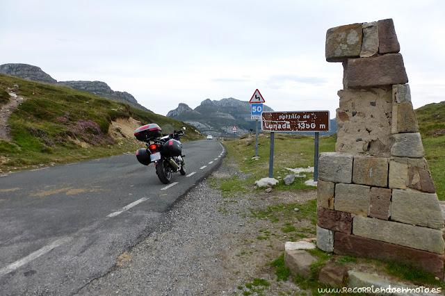 cima de Portillo de Lunada, 1350m