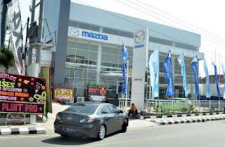Lowongan Kerja di Dealer Mazda Lampung