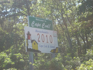 Cape Cod Welcome