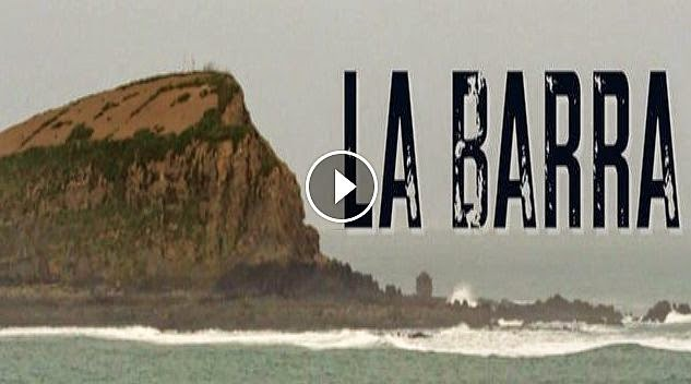 La Barra Mundaka video
