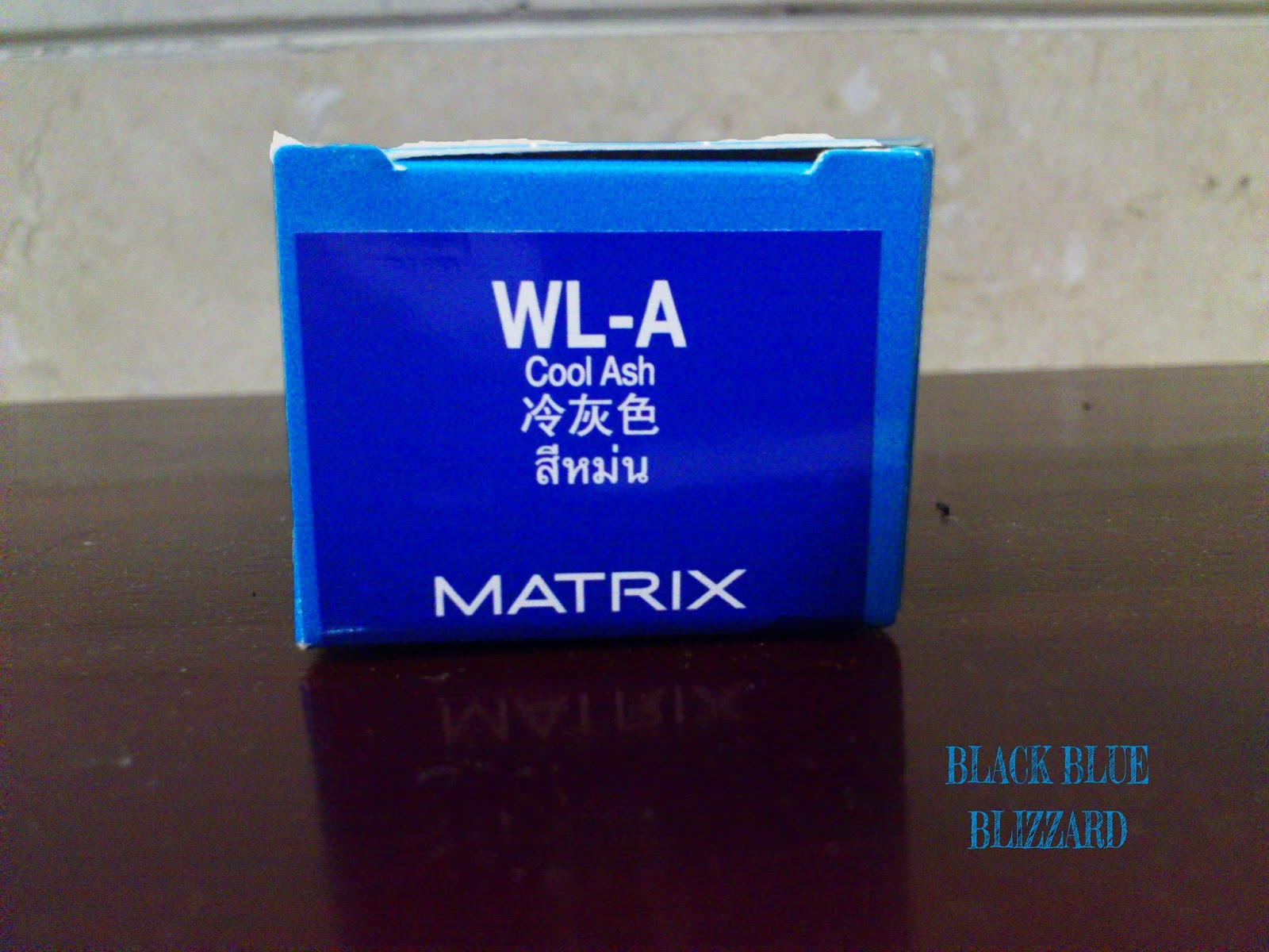 loreal matrix, matrix hair color, matrix hair color review, matrix wonder light cool ash review