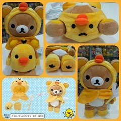 CLICK on pic to see RILAKKUMA's Collections^^