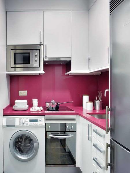 Η πιο ιδανική κουζίνα για μικρά σπίτια