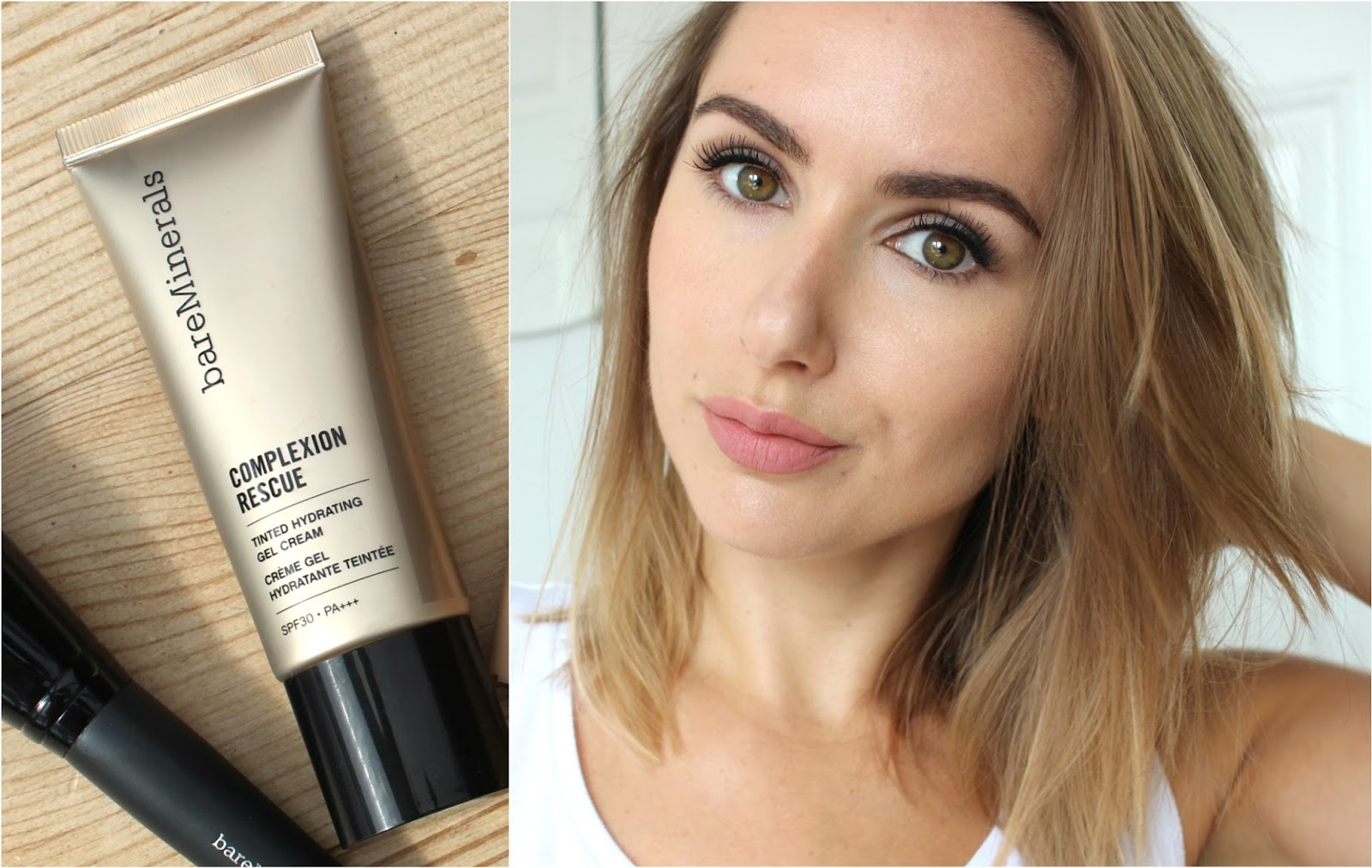 The One Thing: BareMineral's Complexion Rescue Tinted Hydrating GelCream