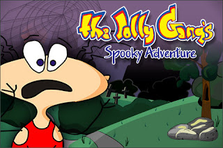 The Jolly Gangs Spooky Adventure games home page
