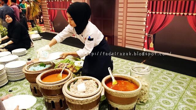 Bufet Ramadhan De Palma Hotel Shah Alam