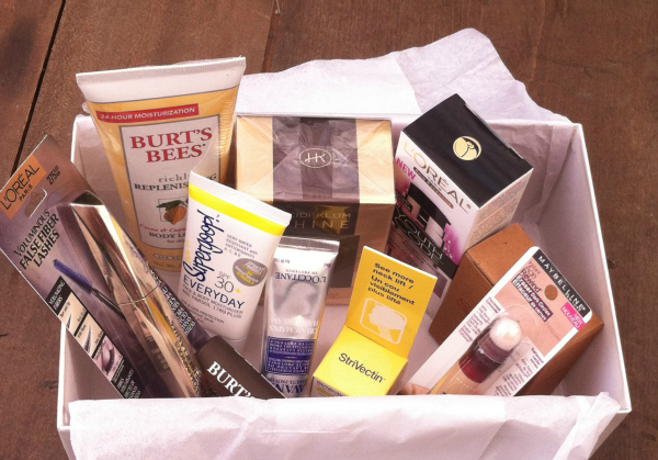 CEW and Beauty Bar's Insiders' Choice Box - Review and Unboxing