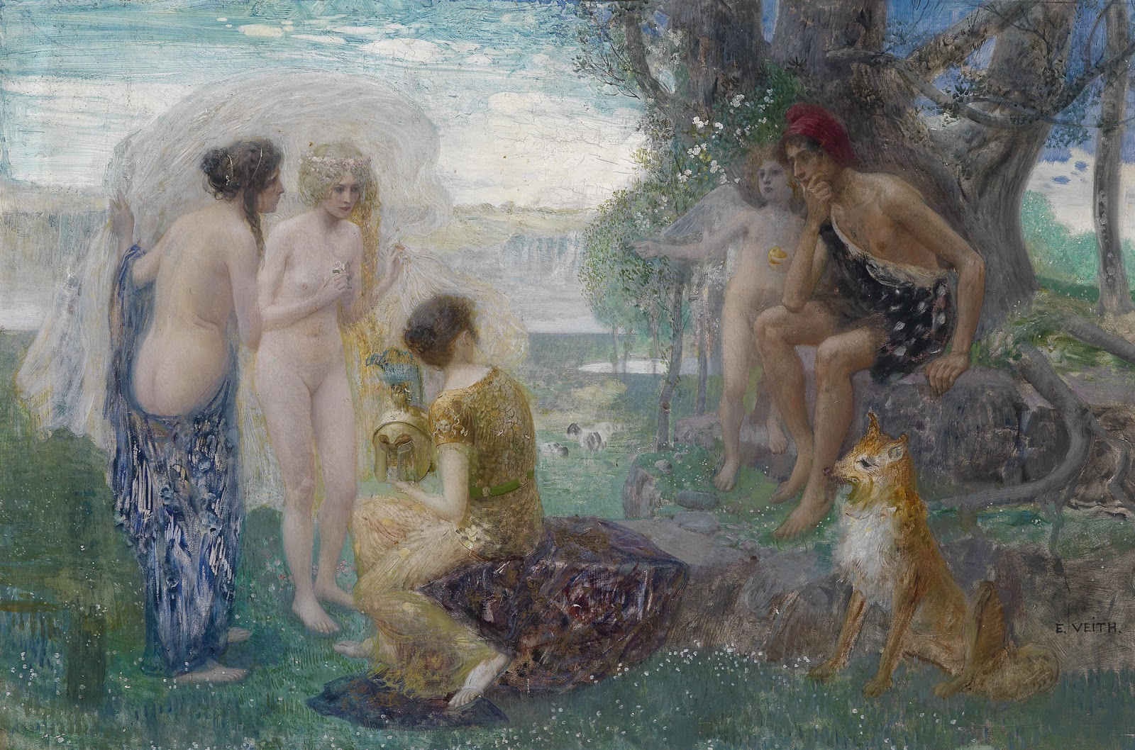 Eduard Veith paris