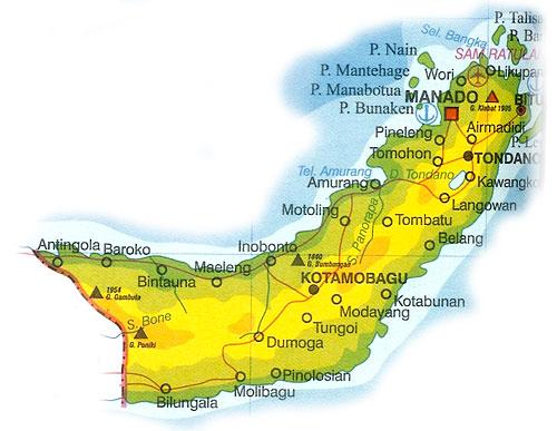 knowledge sejarah sulawesi utara