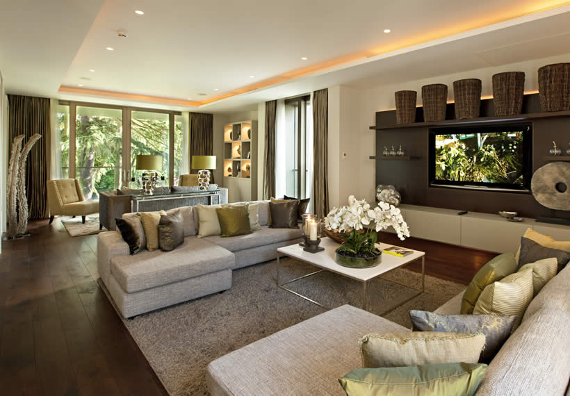Mumbai Apartment Interior Design