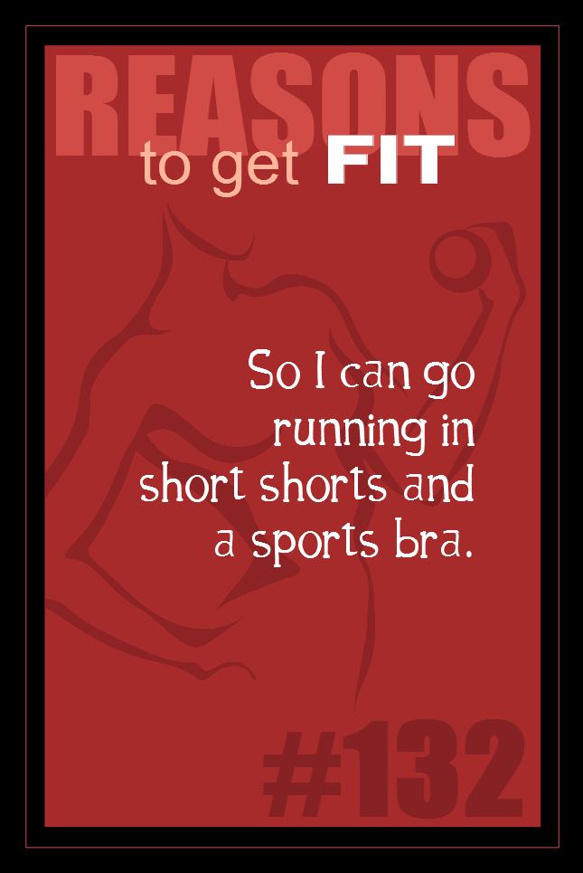 365 Reasons to Get Fit #132