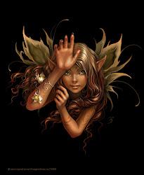 Elves' magic!!