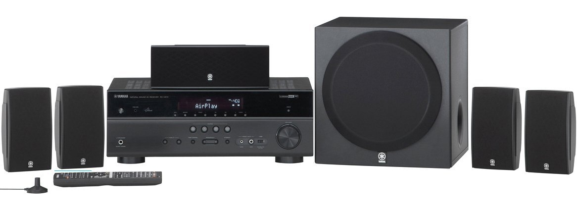 Home theater systems for Yamaha 7 2 home theatre system