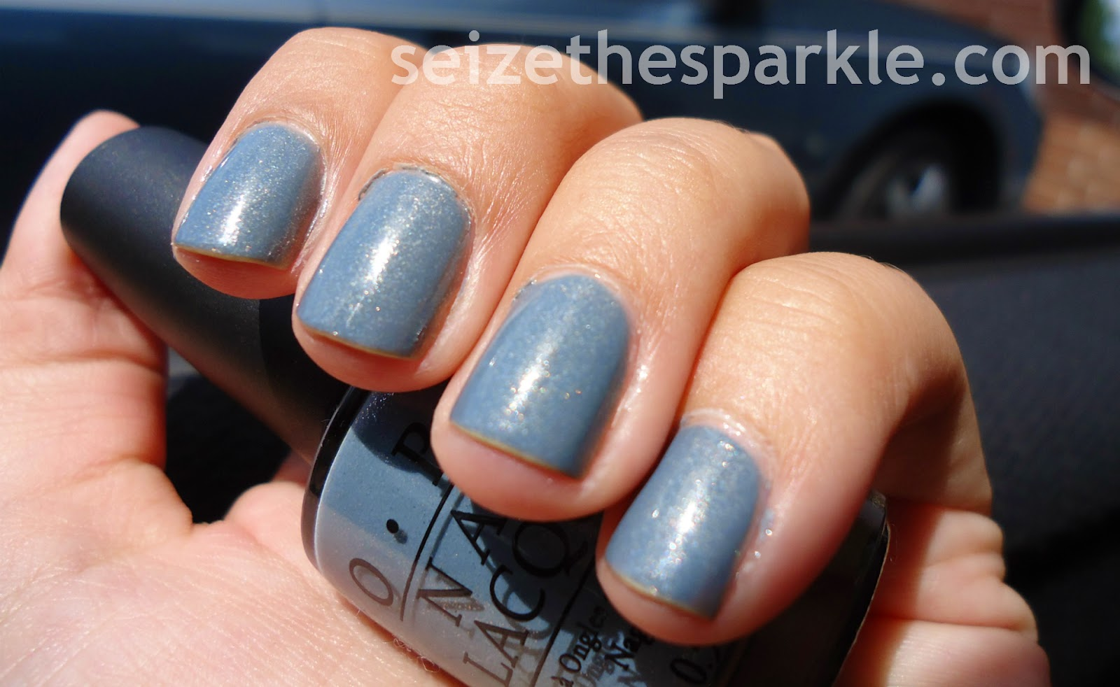 OPI I Have a Herring Problem - Sunlight