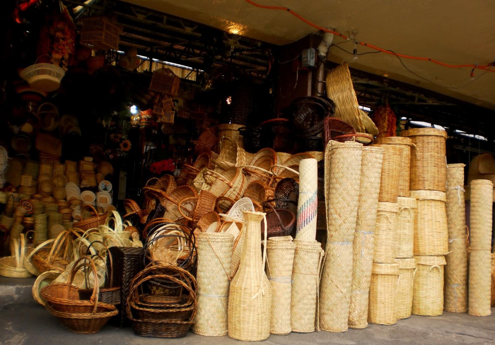 Arte cultura e historia la cester a mexicana - Cestos de palma ...