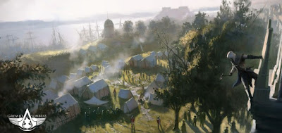 Paisaje Assassin's Creed III