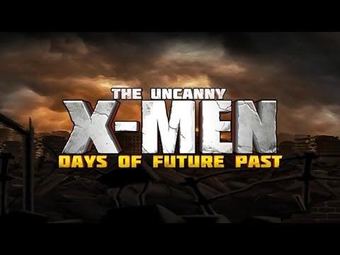 Uncanny X-Men: Days of Future Past apk v1.0 (Data+Obb)
