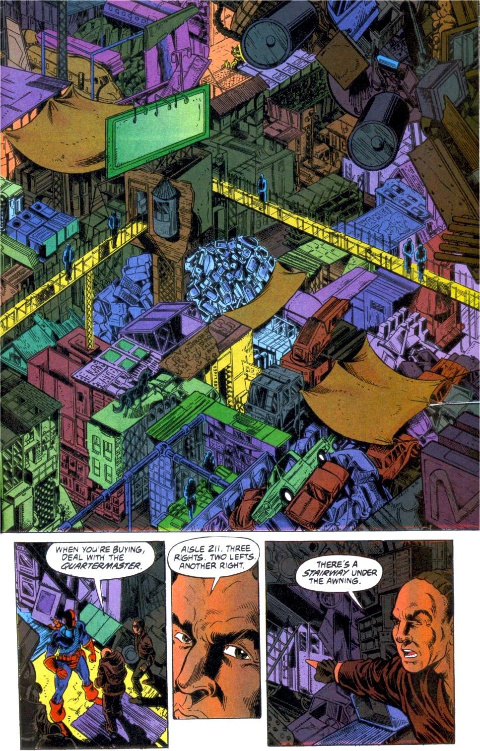 Deathstroke (1991) Annual 1 #1 - English 38