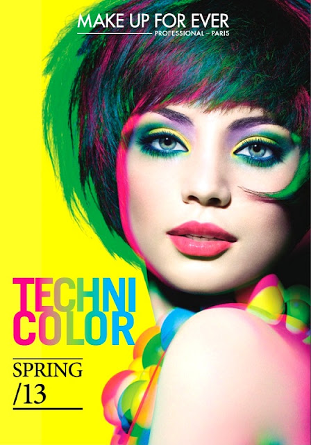 nueva colección technicolor