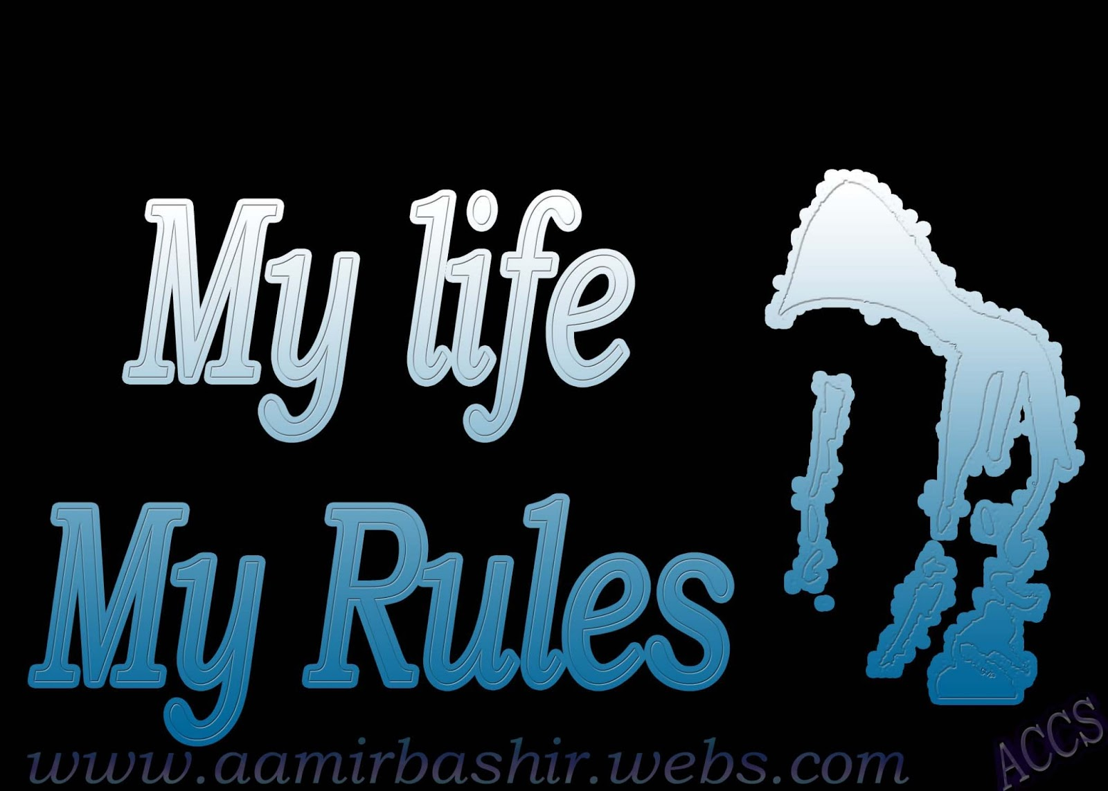 My Life My Rules My Attitude Quotes. QuotesGram