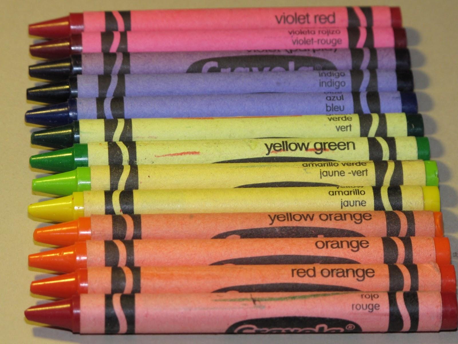 john the math guy organizing your crayons