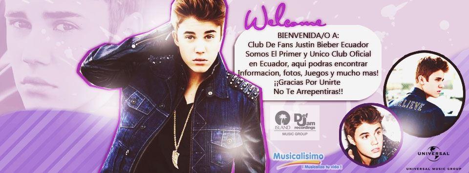 Justin Bieber Team  Ecuador