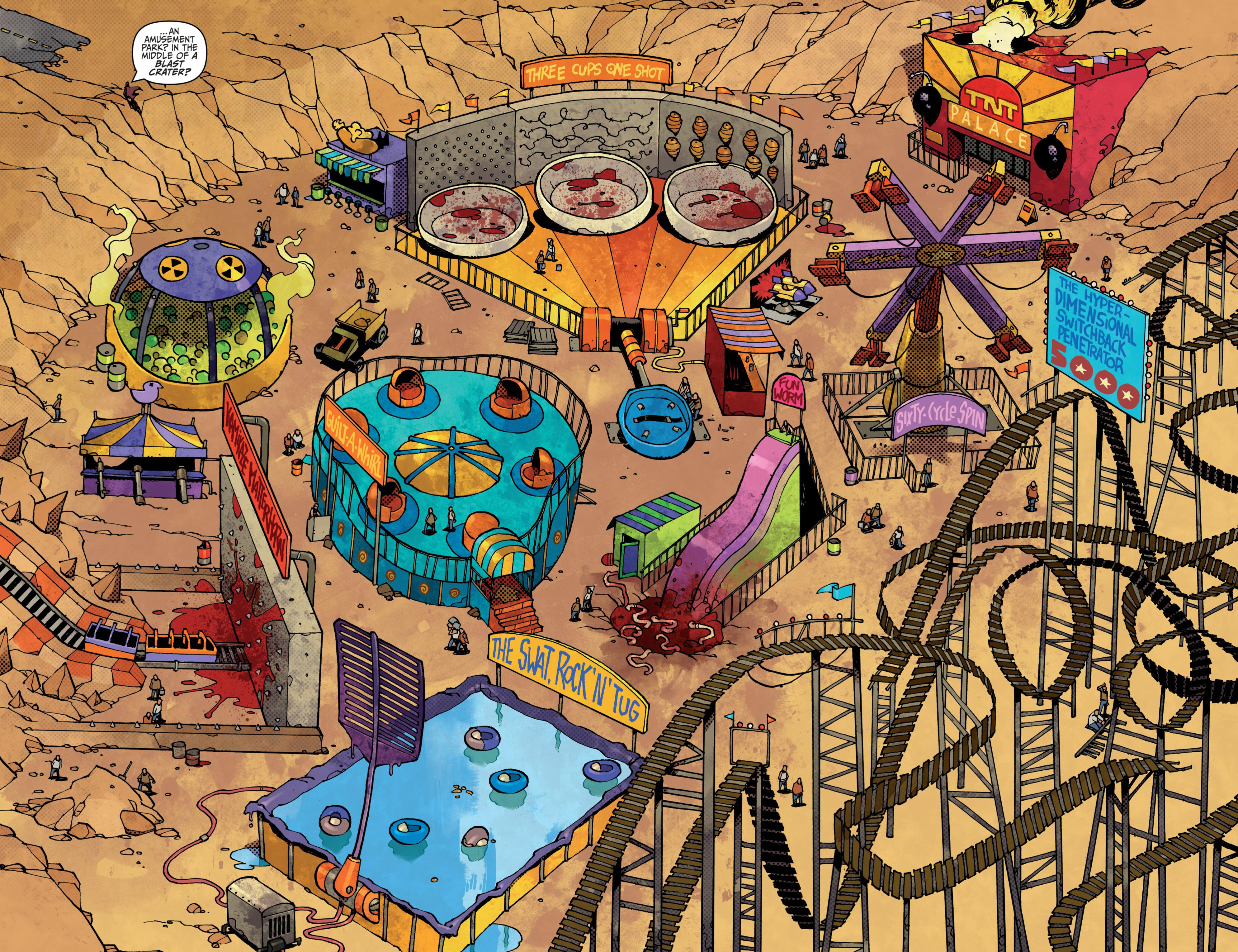 Read online Judge Dredd (2012) comic -  Issue # _TPB 3 - 9