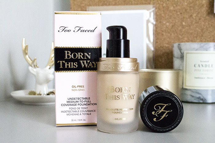 born this way, too faced, blog, review, london, makeup, foundation,