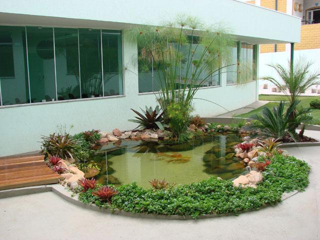 Plantar decorar dicas de paisagismo e decora o for Antejardines pequenos