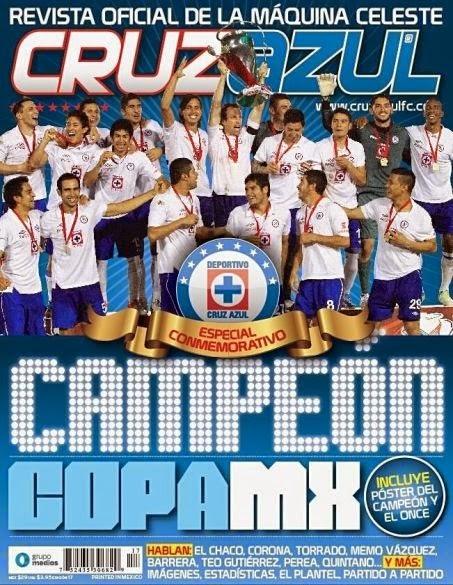 Campeón de Copa Mx Clausura 2013