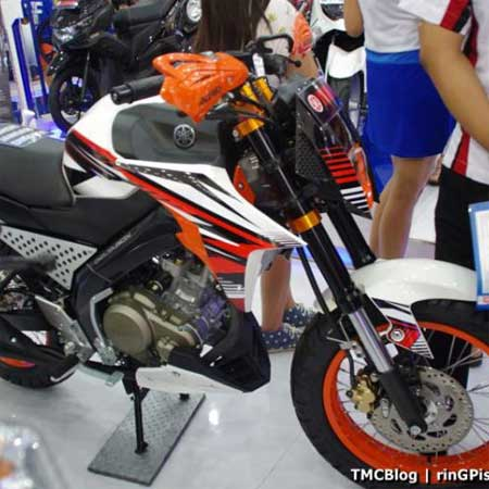 Yamaha Vixion Advance PRJ 2015