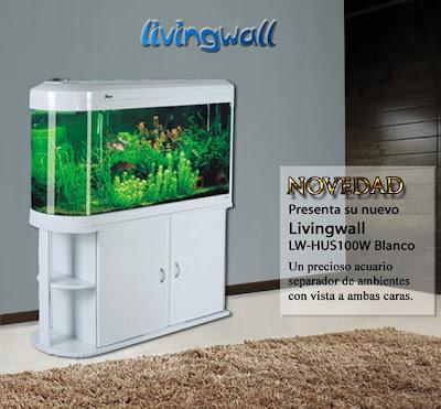 Acuario Panorámico Livingwall