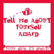 Award - Tell me about yourself
