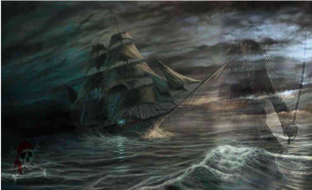 ملك القراصنة