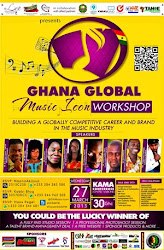 GHANA GLOBAL MUSIC ICON WORKSHOP