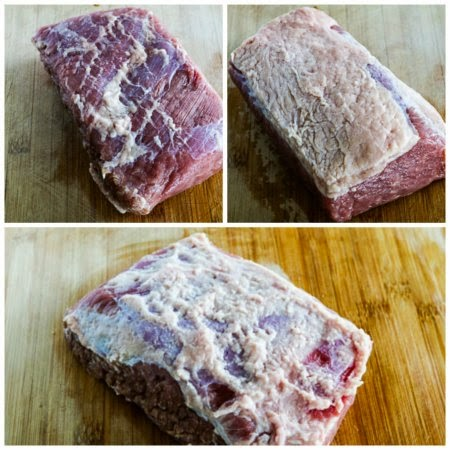 Pressure Cooker Corned Beef with Creamy Horseradish Sauce (Low-Carb ...