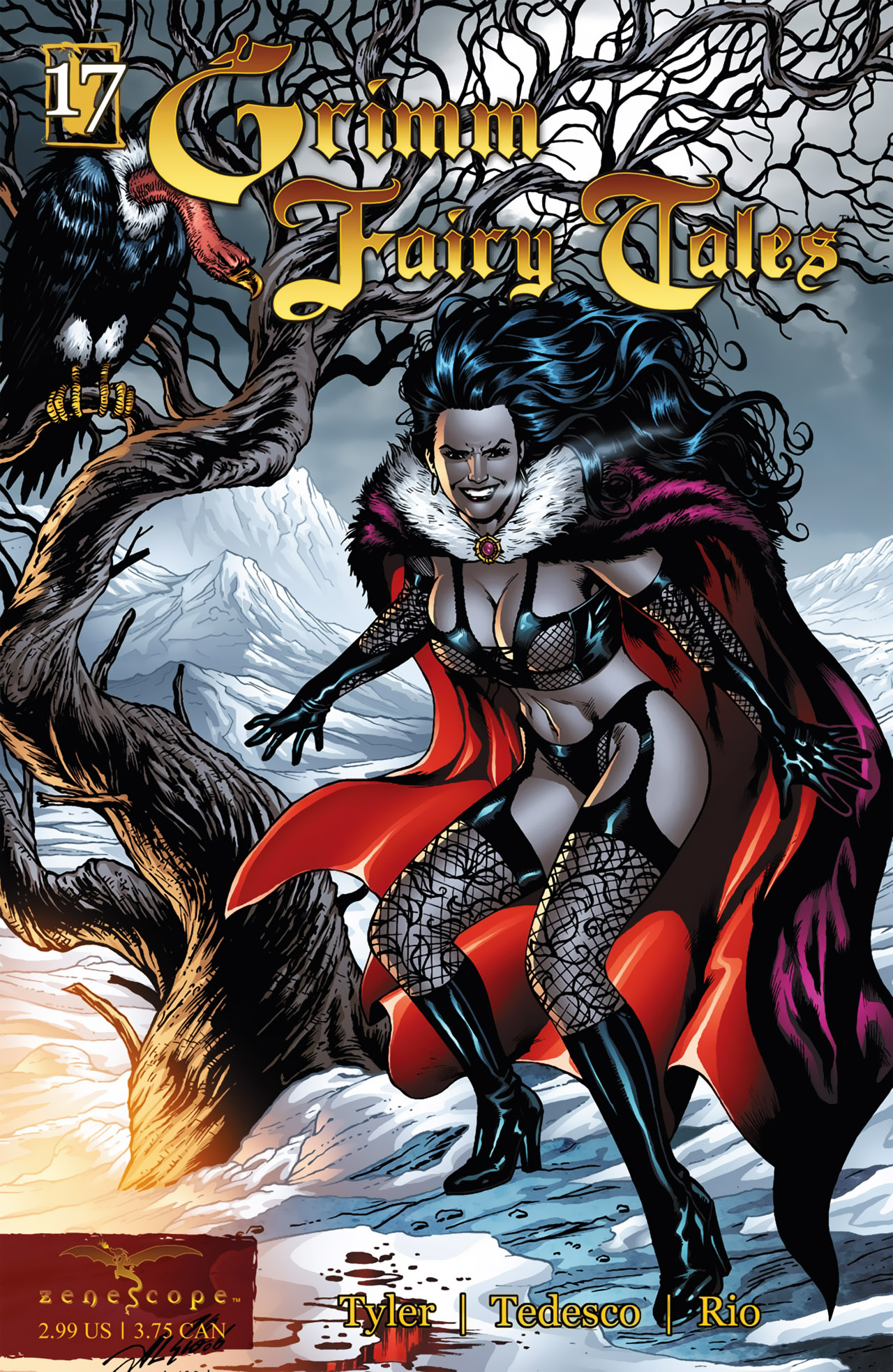 Grimm Fairy Tales (2005) Issue #17 #20 - English 1