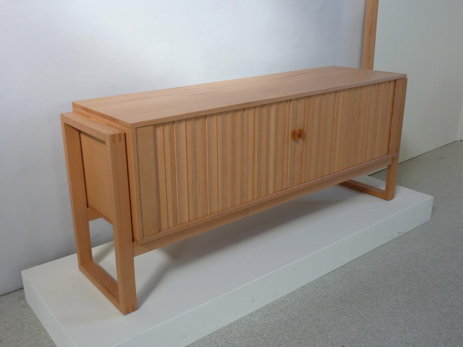 Killscrow, Darrick Rasmussen Furniture, Douglas Fir Sideboard