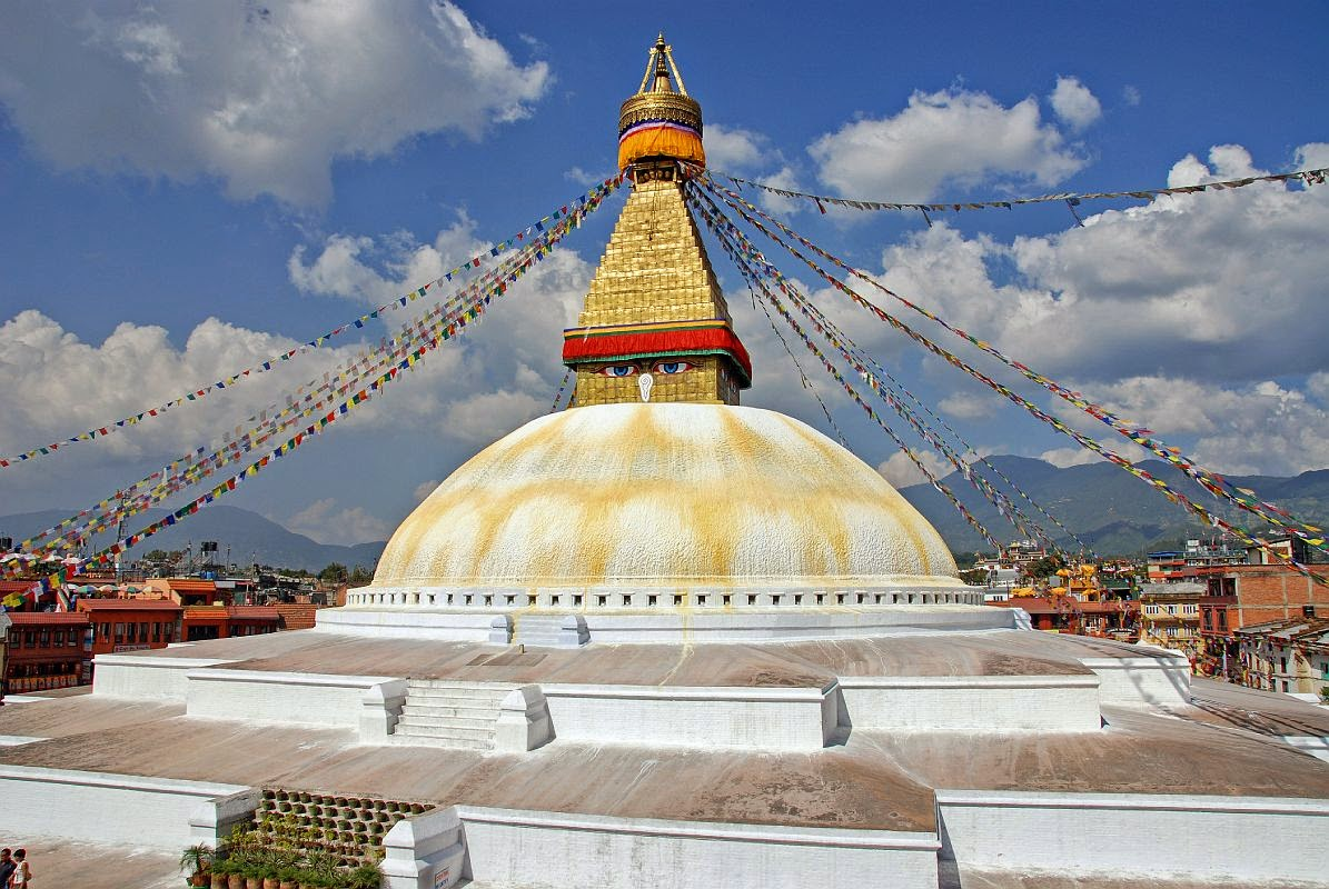 boudha world heritage site by unesco