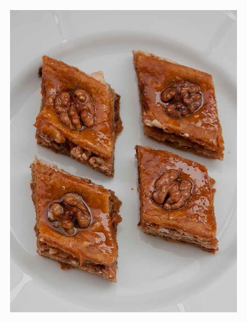 армянская кухня, рецепты, пахлава